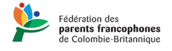 FPFCB - Fédération des parents francophones de Colombie-Britannique