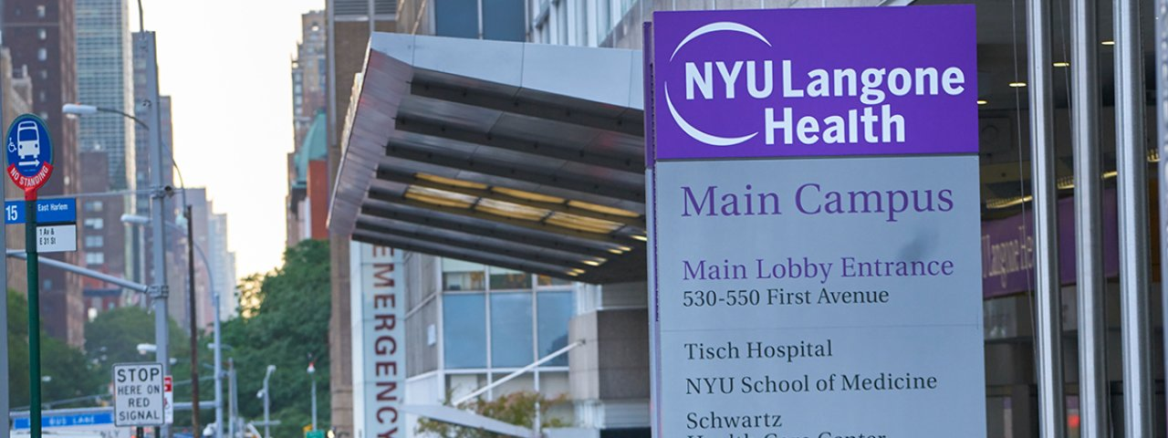 Picture of NYU Langone Orthopedic Hospital in Manhattan