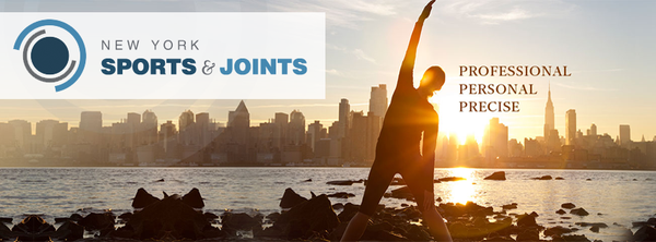 New York Sports and Joints Logo