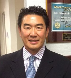 Dr. Benjamin CH Peng