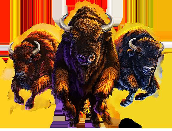 Powerhouse Gaming Buffalo Rolling Thunder