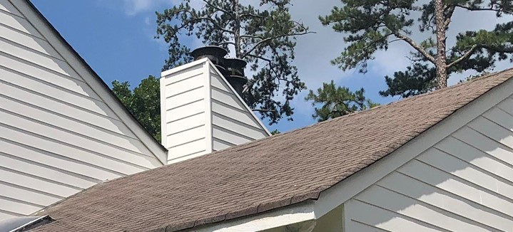 Lawrenceville siding replace chimney