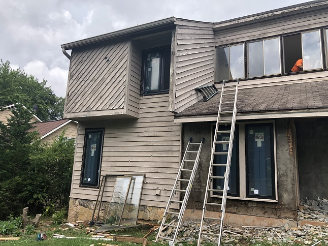 Lawrenceville siding replace before
