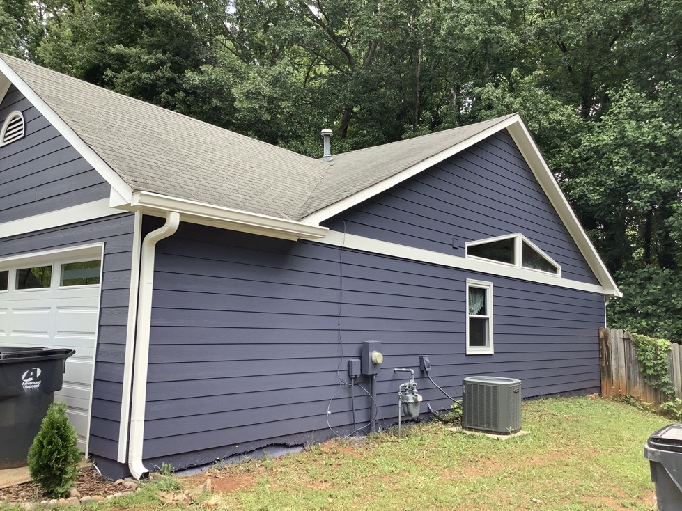 New house color