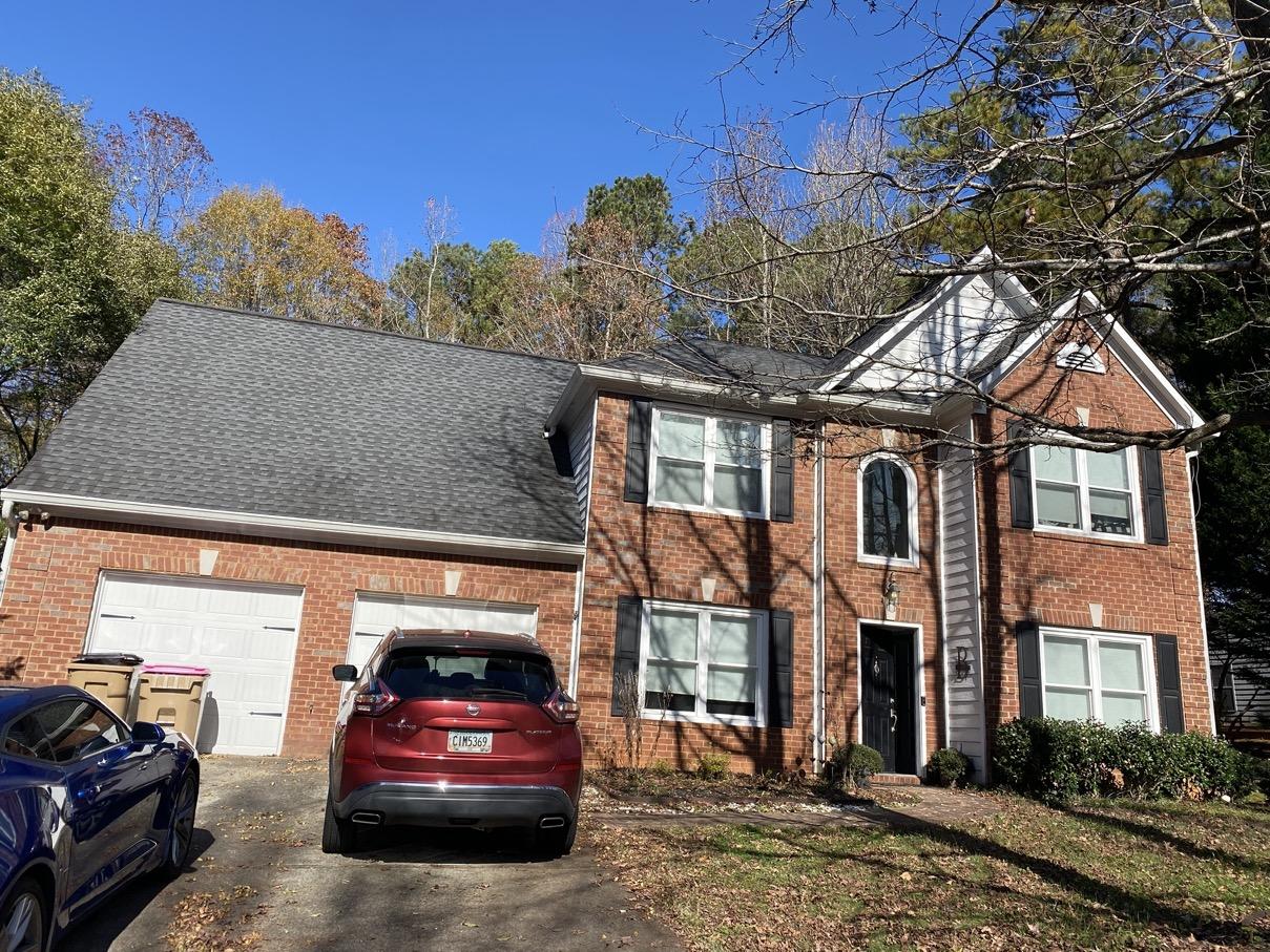 Cumming Georgia brick house