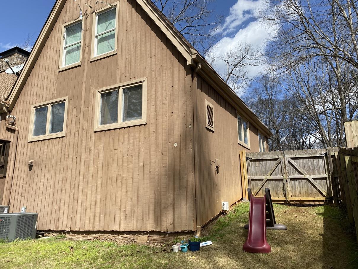 Cedar Siding Home Multiple