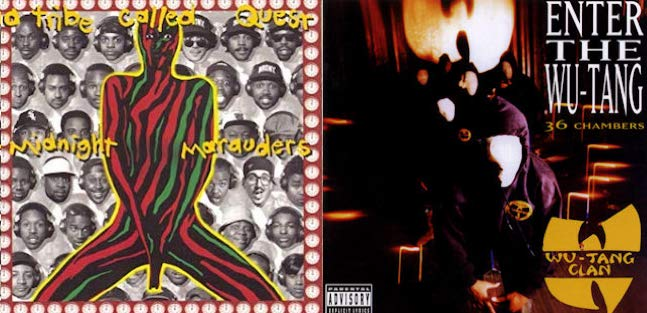 HISTORY LESSON: Wu Tang and Tribe Drop Career Best Albums