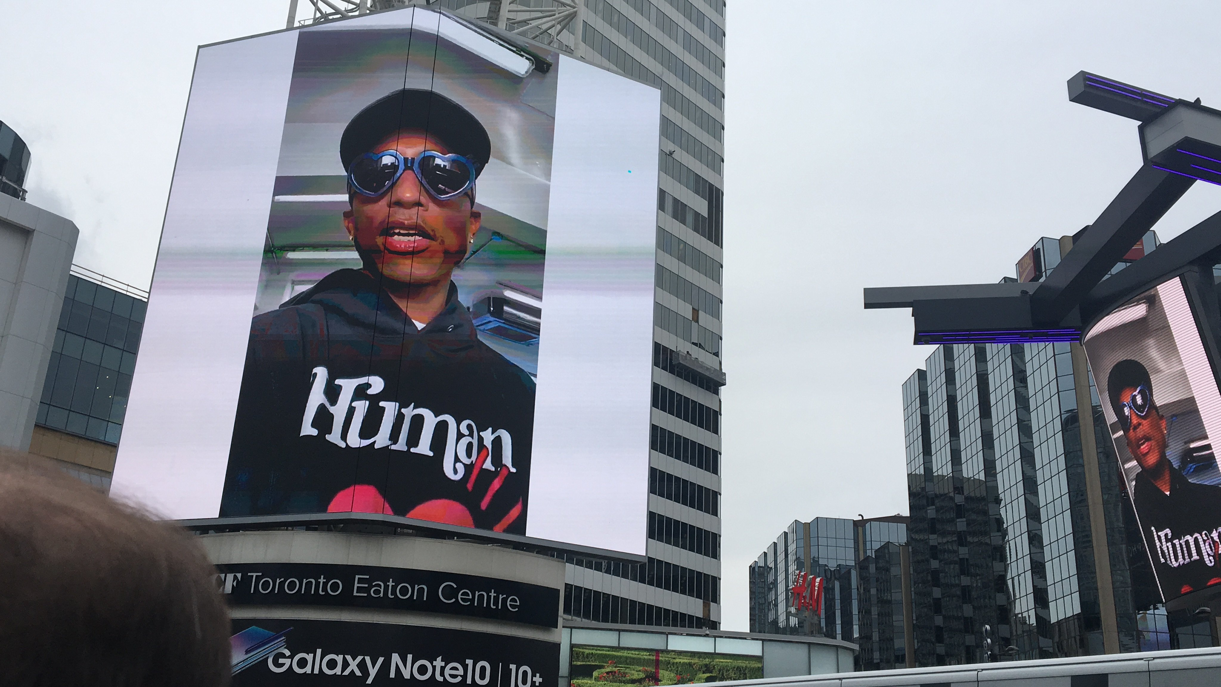 NO-ONE EVER REALLY DEVELOPS: Pharrell's Condo Announcement Ruffles Toronto Feathers.