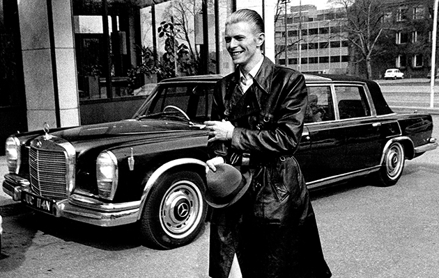 """HISTORY LESSON: David Bowie releases """"Low"""" after moving to West Berlin."""