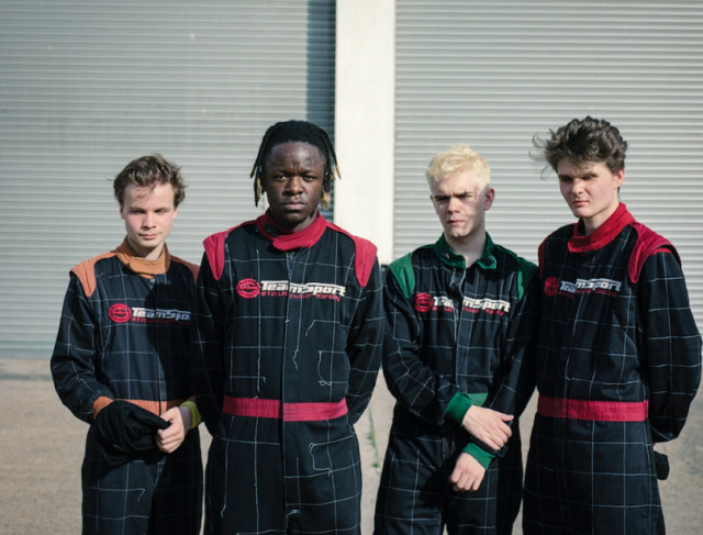 What About: black midi
