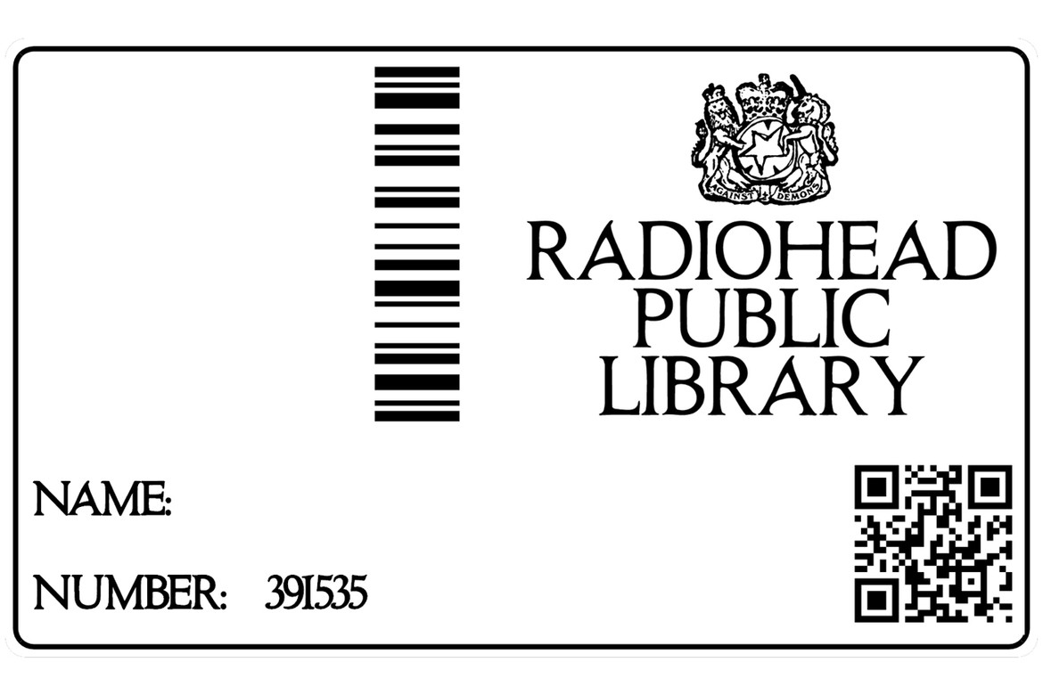 """Radiohead Open Digital """"Public Library"""" Featuring Visual and Unreleased Rarities."""