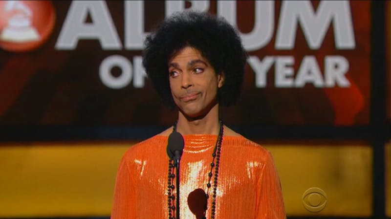 The Grammys Hosted a Massive Prince Tribute Concert Last Night