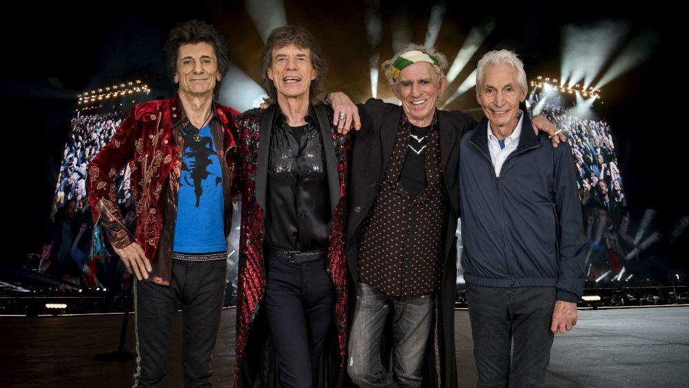 The Rolling Stones Are Going On Tour
