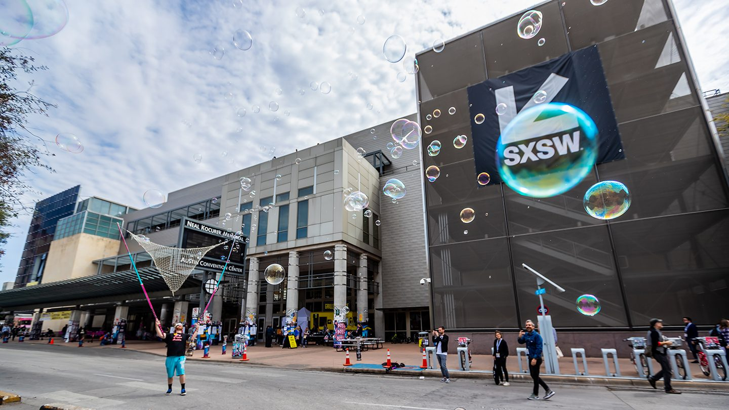 South By Southwest 2020 Announces Full List of Speakers.