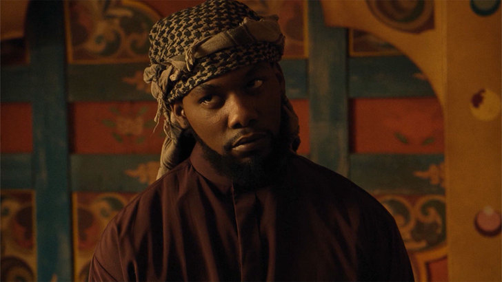 Watch Offset Play a CIA Agent on NCIS: Los Angeles