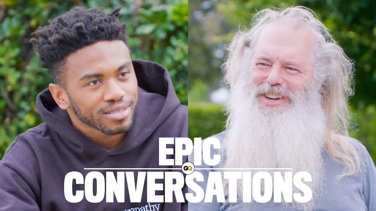 Watch: Rick Rubin Interview Brockhampton's Kevin Abstract