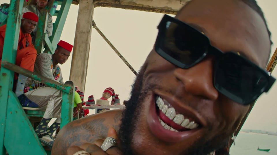 What About: Burna Boy