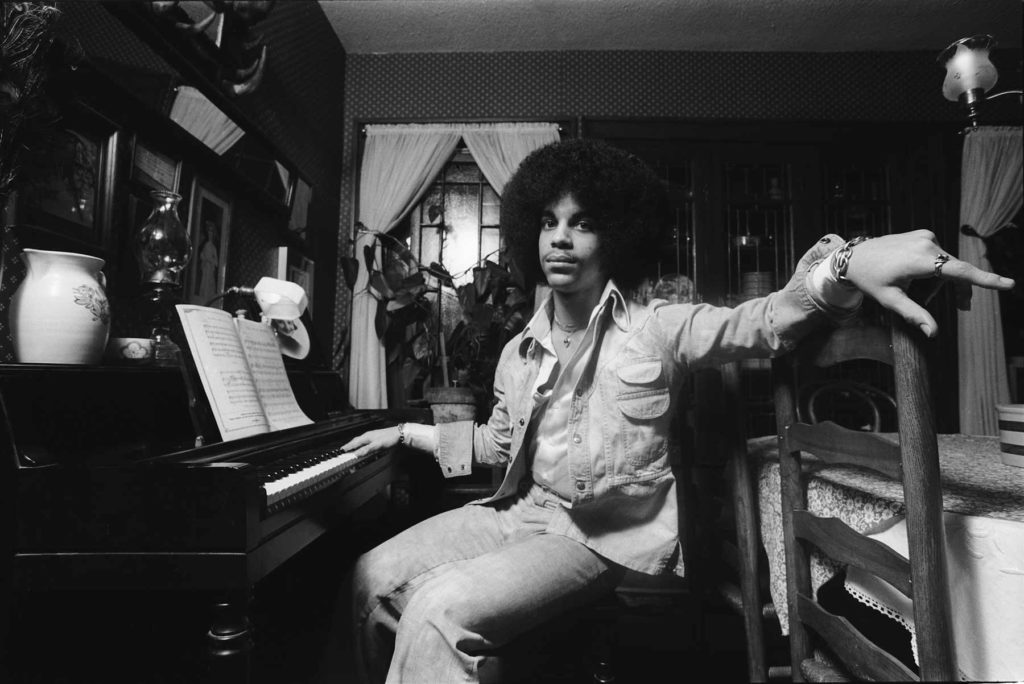 Five Things You Should Know About Prince's Childhood