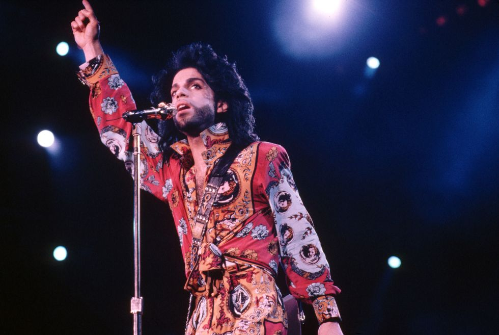 Ranking Prince's Most Iconic Outfits