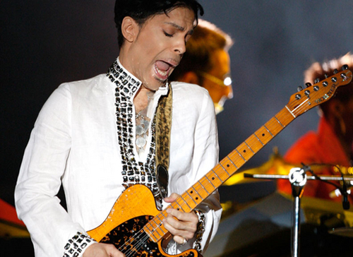 Best Prince Guitar Solo Ever?