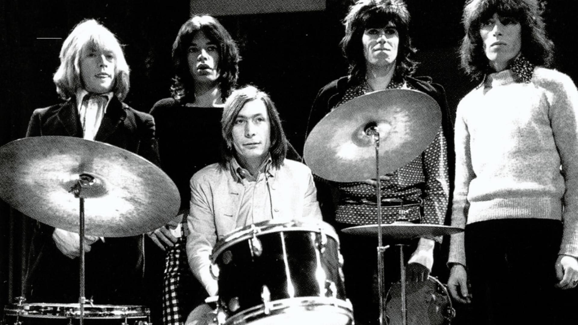 Charlie Watts Invented Rock Drumming