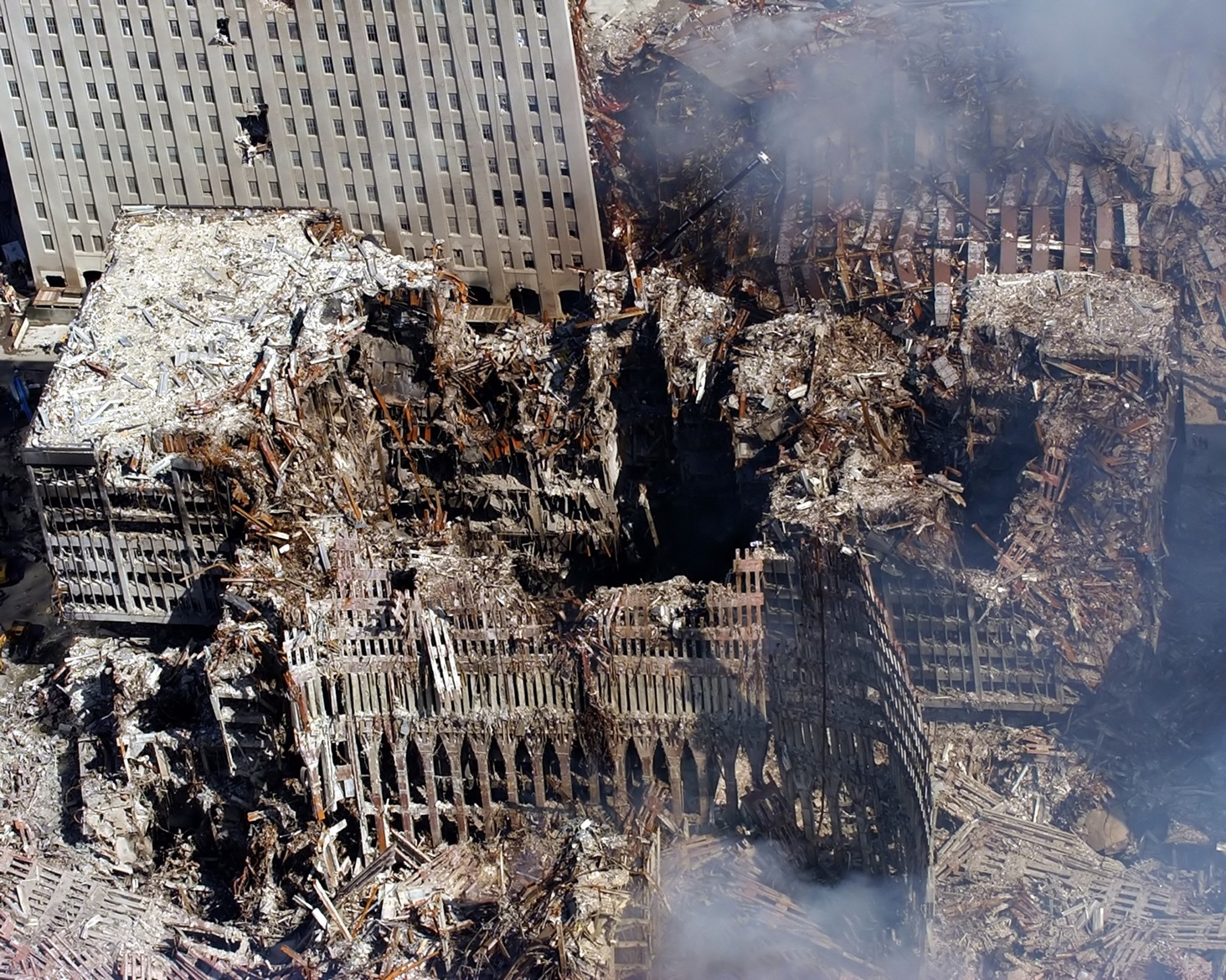 Touching a Nerve: How TV, Film, and Music Adjusted to 9/11
