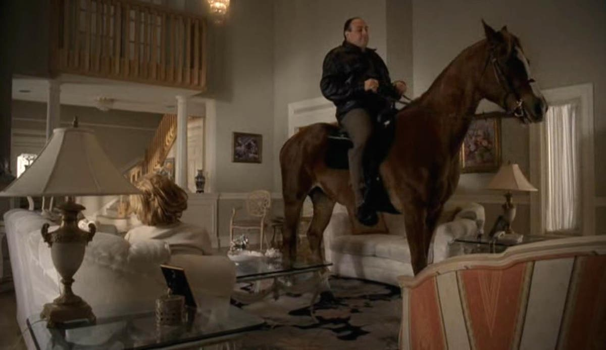 All Four Animals Tony Goes Crazy Over on The Sopranos and What They Mean