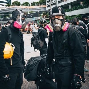 Hong Kong Protest Frontliners