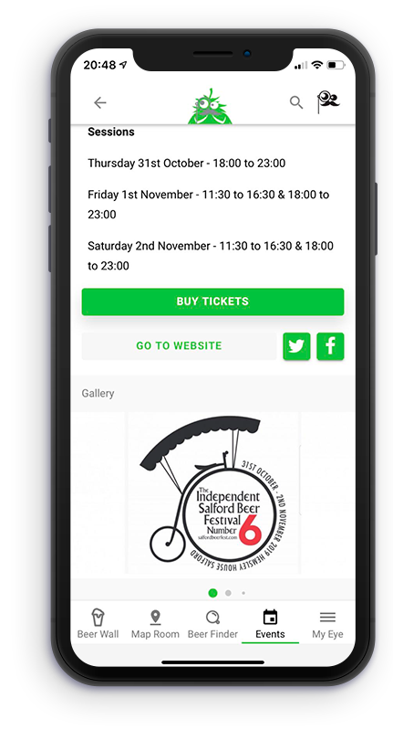 Features Image - Your Event Ticket