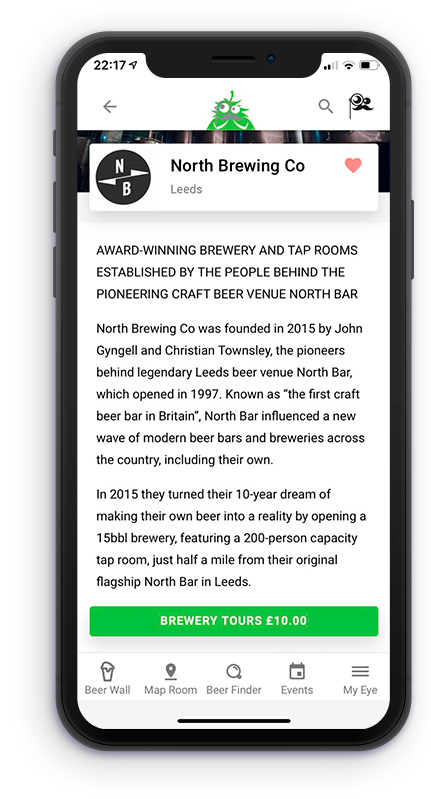 Features Image - Your Brewery Tours