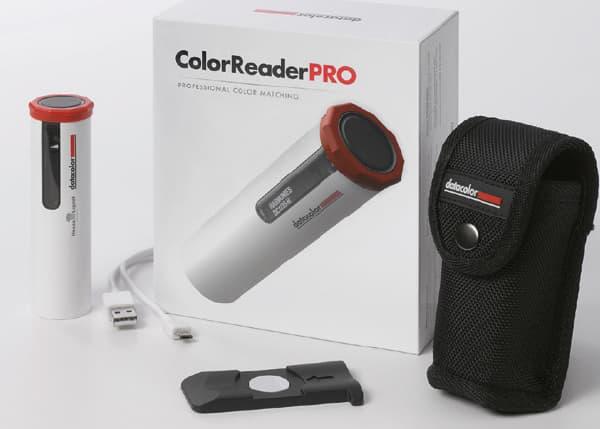 Hesse COLOR READER - Das smarte Farbmessgerät für die Hosentasche