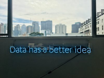 Data sign