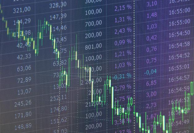 Dalende beurzen zorgen voor lagere dekkingsgraden van pensioenfondsen
