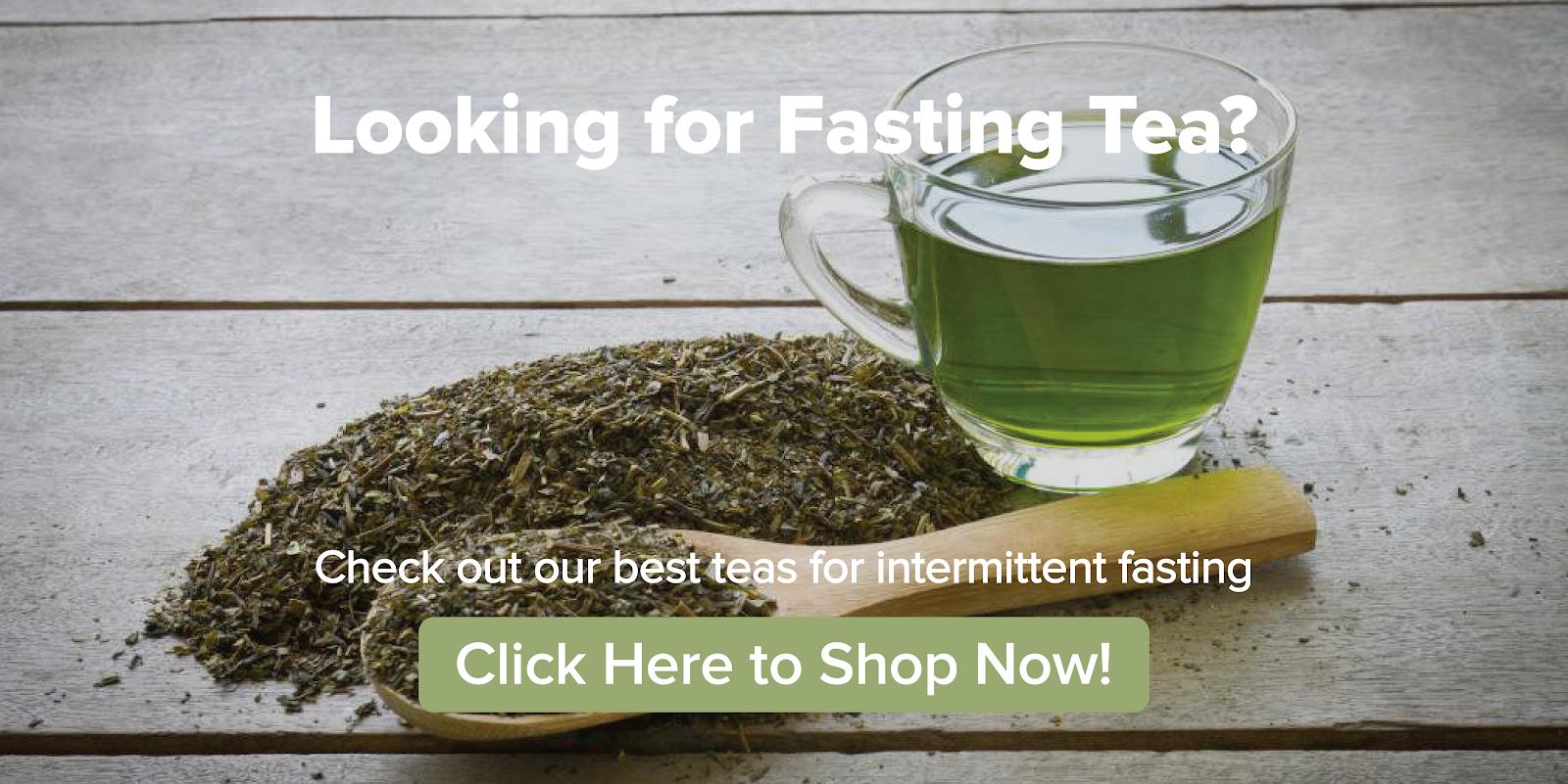 Intermittent Fasting How Tea Can Boost Your Results Sencha Tea Bar