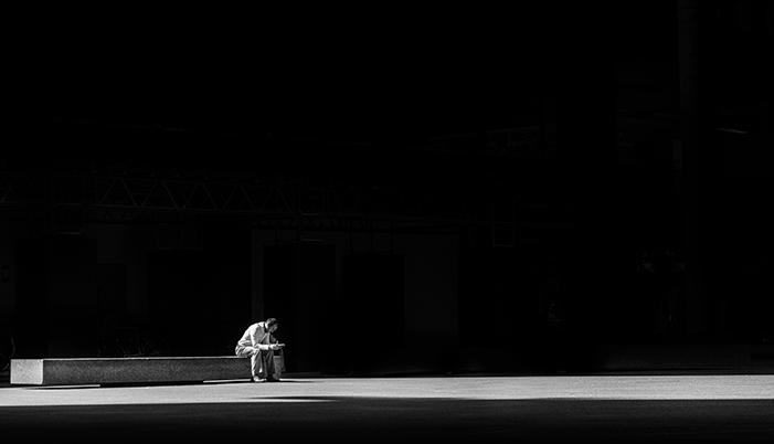 man-waiting