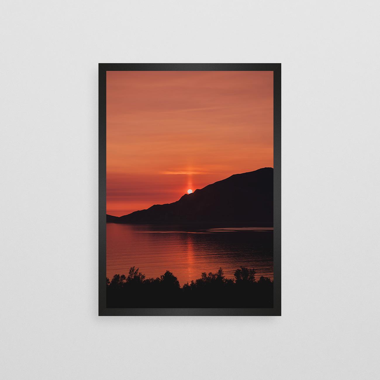 Glovarme Grøtfjorden