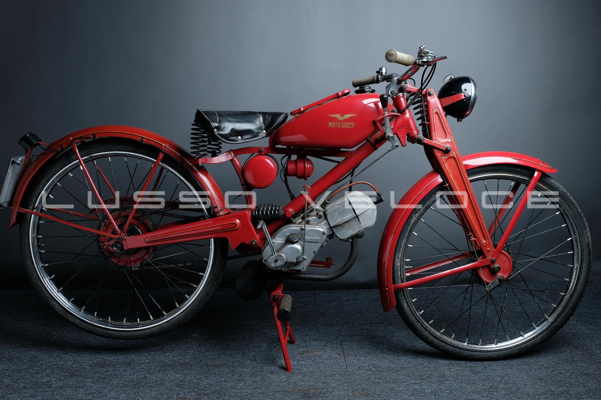 1950 Moto Guzzi Guzzino 65