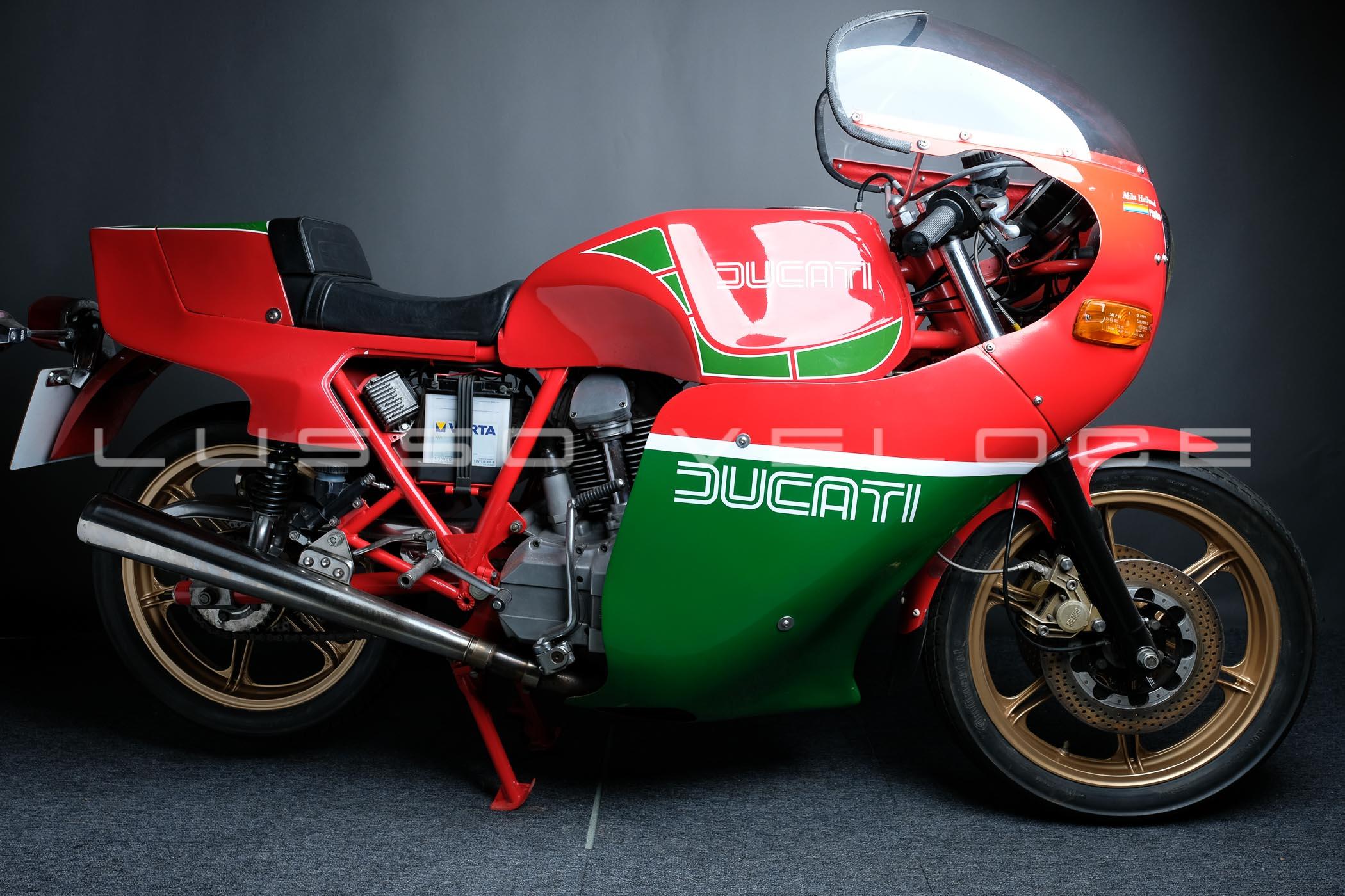 Ducati 900SS Bevel MHR