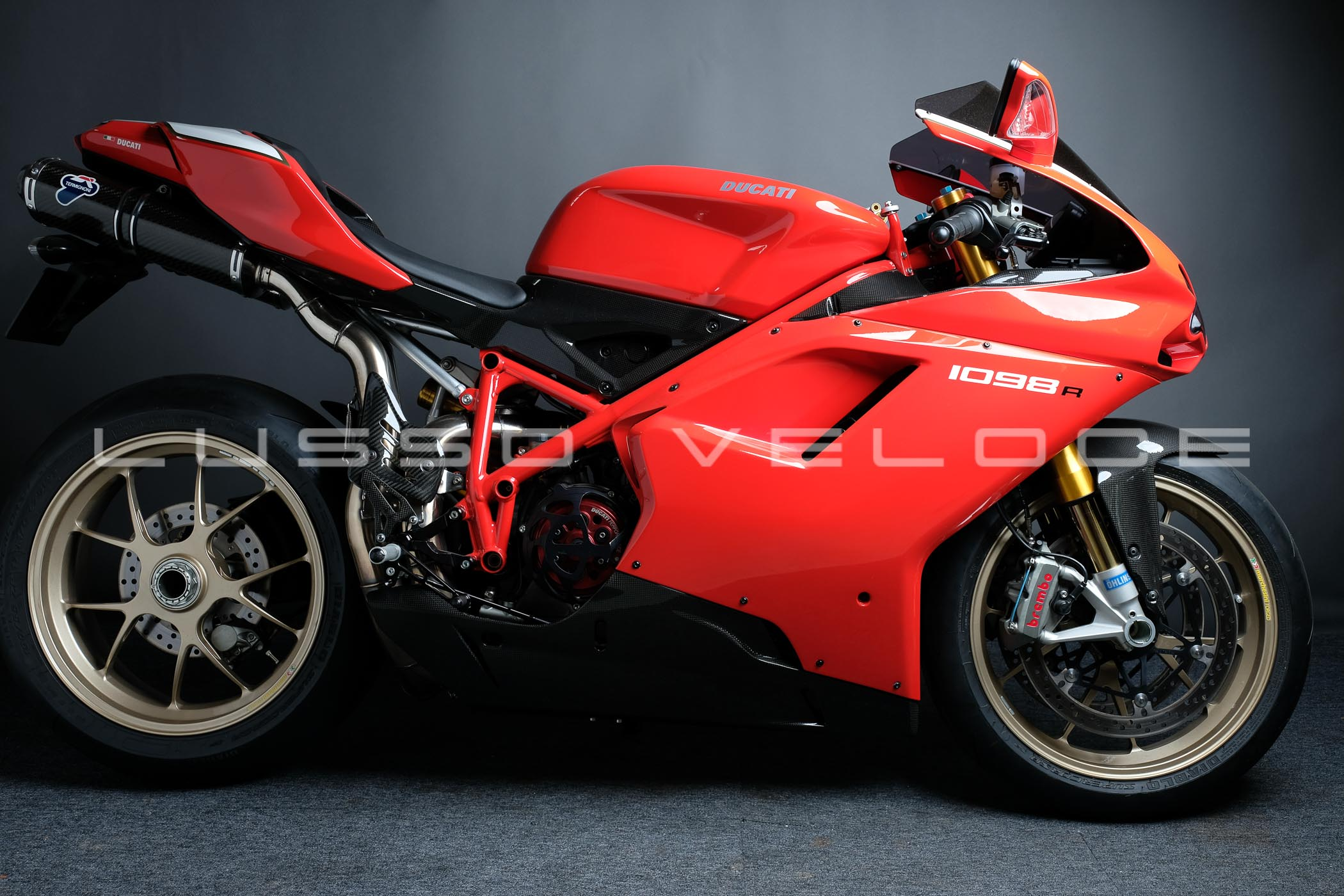 2008 Ducati 1098 R