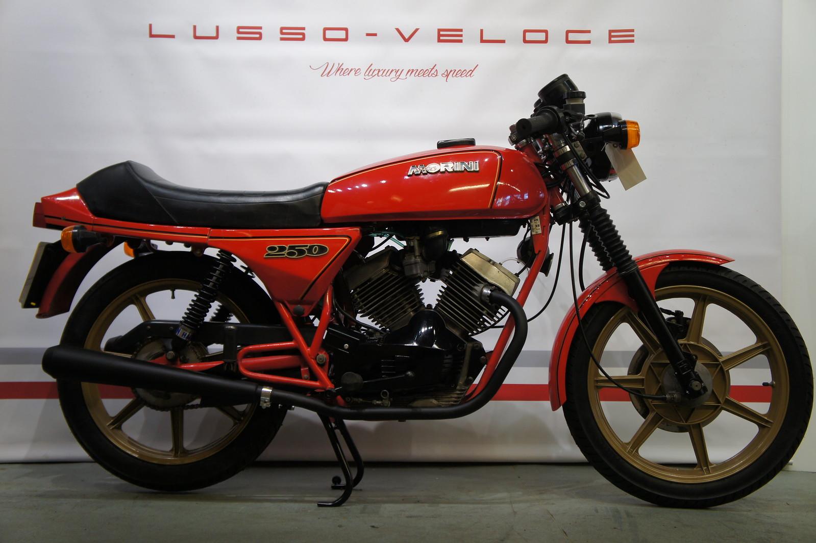 Moto Morini 250 2C