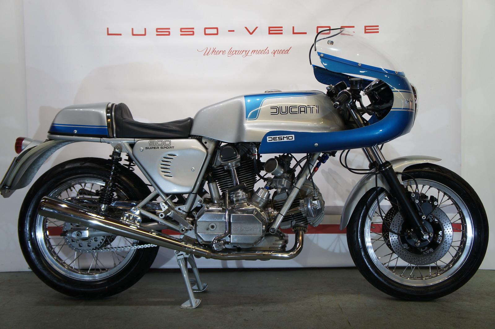 Ducati 900SS Bevel