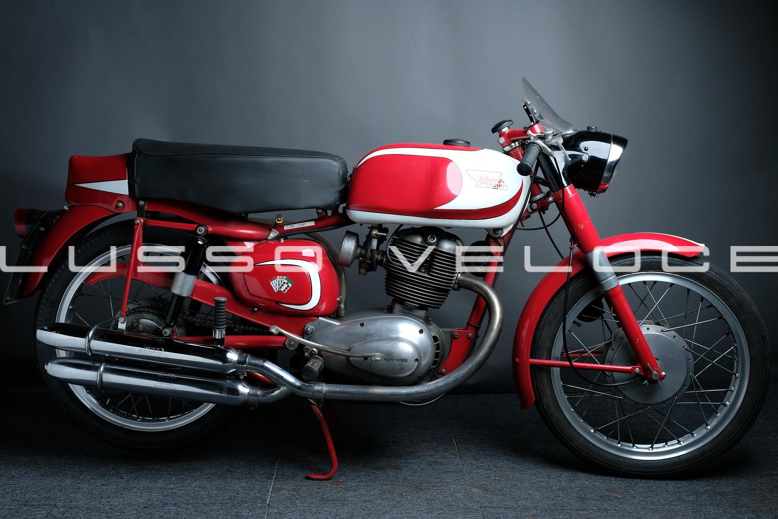 Moto Morini Tresette Sprint 175