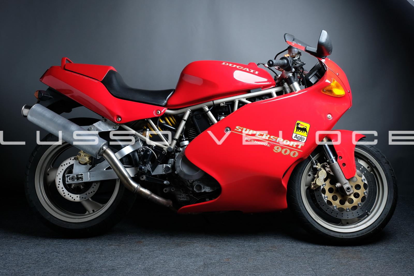 Ducati 900 SS Carb