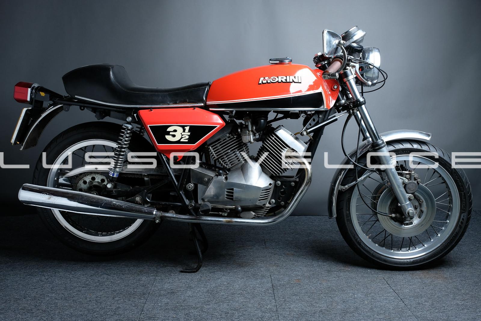 Moto Morini 350 Sport 1976