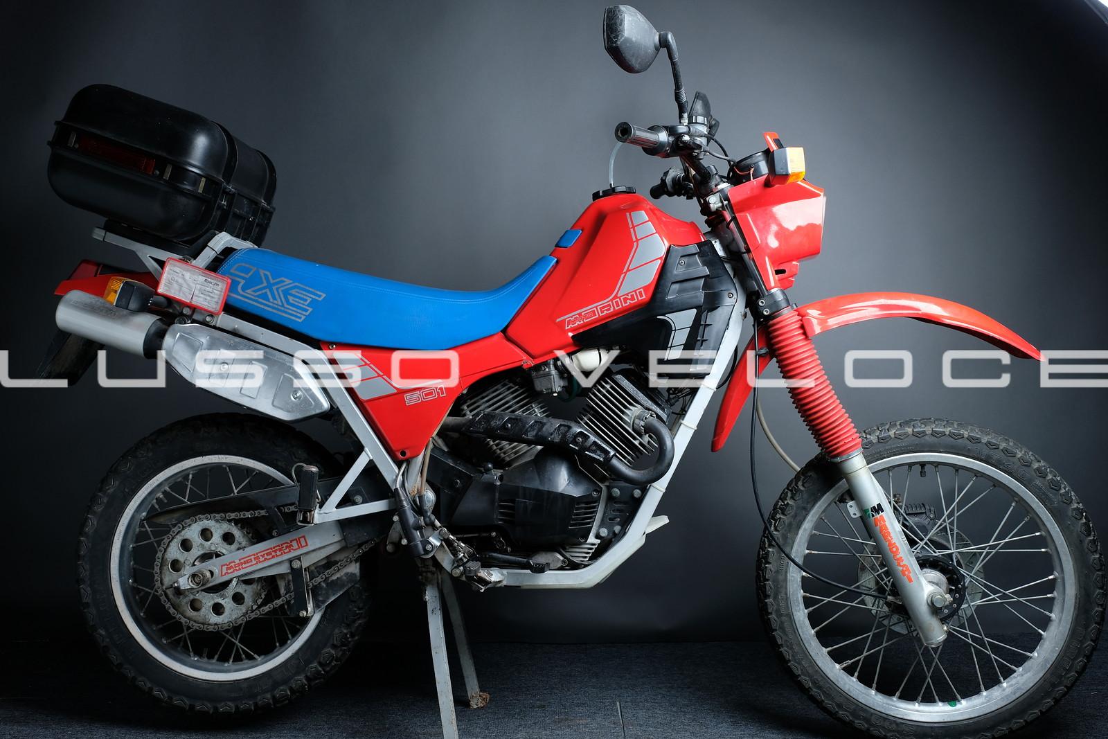 Moto Morini 501 Camel