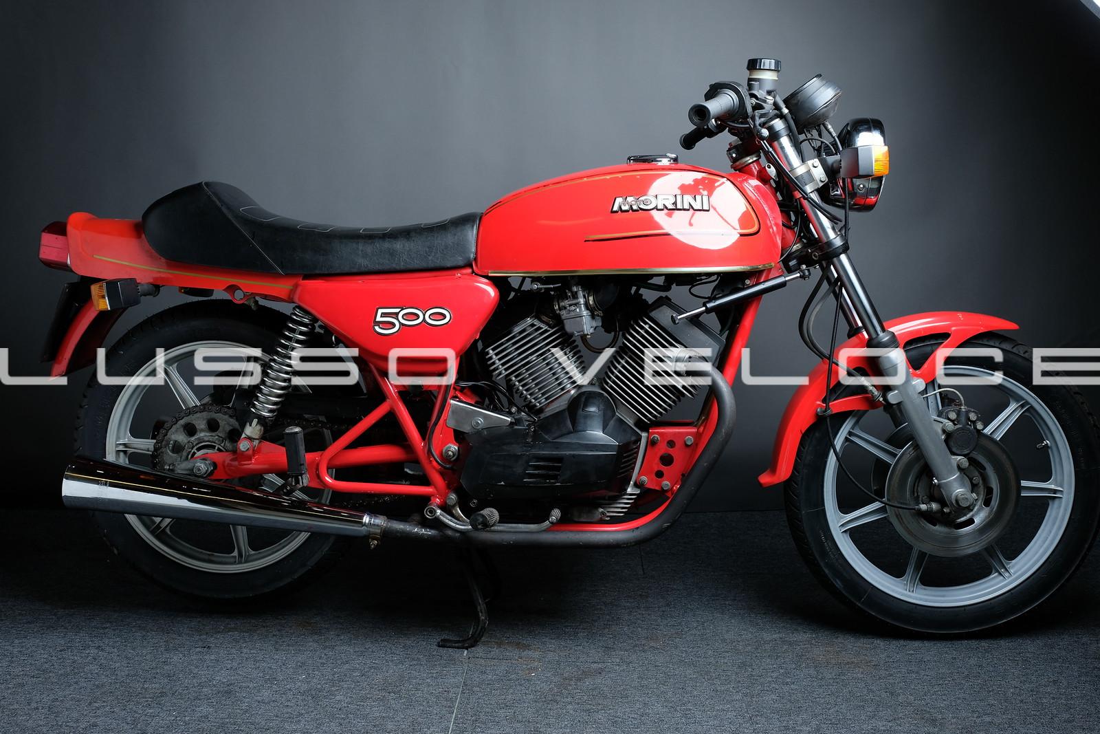 Moto Morini 500 Strada