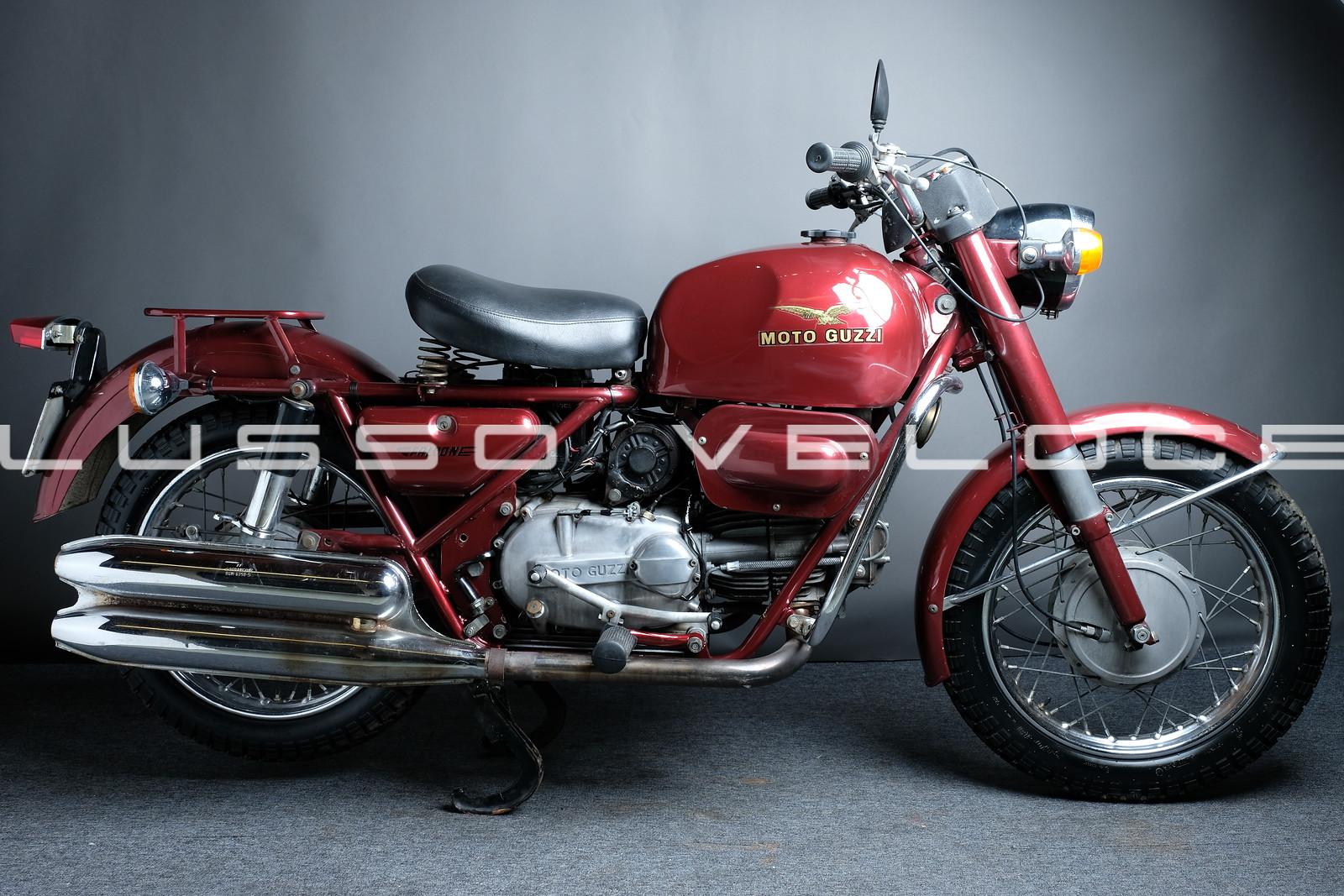 Moto Guzzi Nuovo Falcone 500 Elec Start