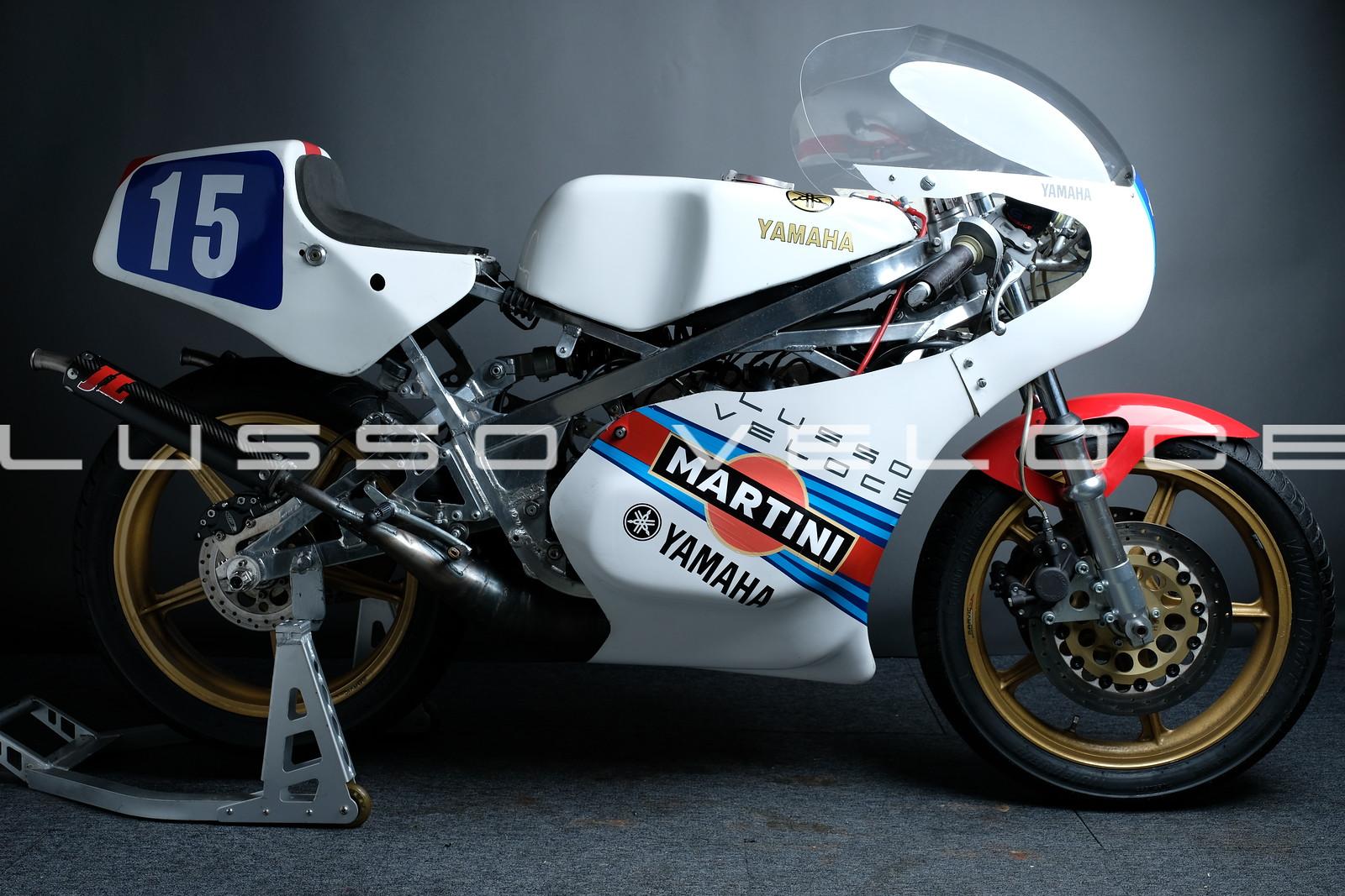 Yamaha Spondon TZ 350