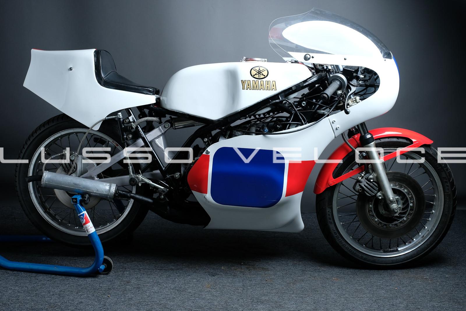 Yamaha TZ 350 F