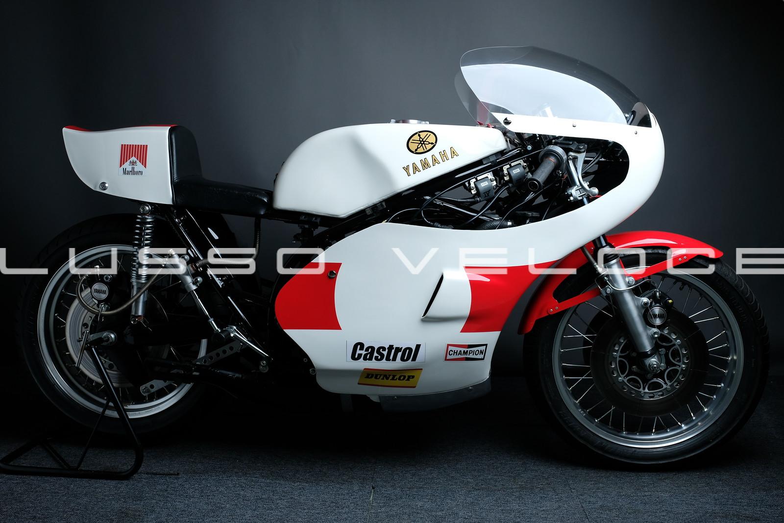 Yamaha TZ 750 C